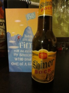 Beer15 - Shiner Bock