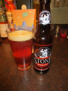 Beer20 - Stone Pale Ale