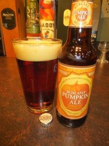 Beer21 - Schlafly Pumpkin Ale